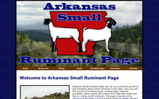 Arkansas Small Ruminant Page