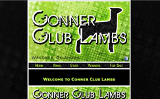 Conner Club Lambs