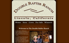 Double Rafter Ranch