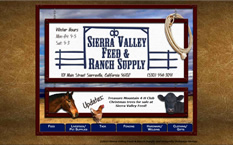 Sierra Valley Feed
